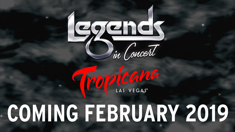 Legends in Concert coming to Tropicana